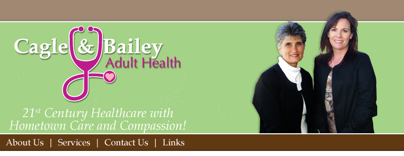 Cagle and Bailey Adult Health in Murray Kentucky